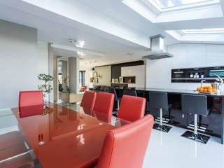 Cozinha  por GK Architects Ltd