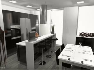Dapur oleh [ interitect ], Minimalis