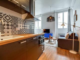 Kitchen by blackStones, Scandinavian