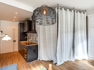스칸디나비아 침실 by blackStones 북유럽
