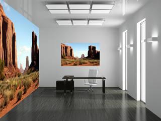 Coole Picture Walls Moderne Wände & Böden von wallandimage GmbH Modern