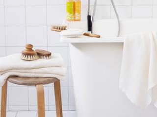 Bathroom Baños de estilo minimalista de Iris Hantverk Minimalista