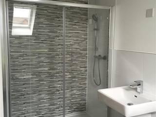 Ecclesgreig Gardens, St. Cyrus, Aberdeenshire: modern Bathroom by Roundhouse Architecture Ltd