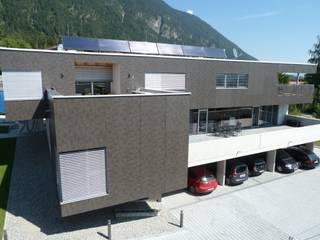 Pflegeleichte und witterungsbeständige Fassade :  Bürogebäude von DKS Technik GmbH