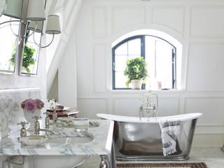 Drummonds Case Study: European Retreat, Denmark Drummonds Bathrooms 衛浴浴缸與淋浴設備