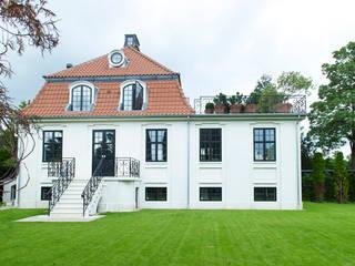 Drummonds Case Study: European Retreat, Denmark Drummonds Bathrooms 浴室