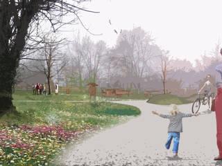 Oasi naturalistico-didattica:  in stile  di exTerra | Consulenze ambientali e Design nel verde
