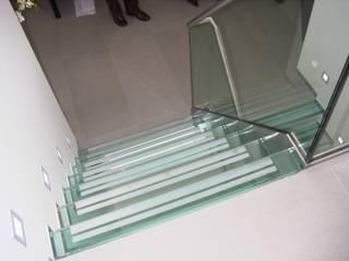 woning Helmond Moderne gangen, hallen & trappenhuizen van Snep Exclusieve Metalen BV Modern