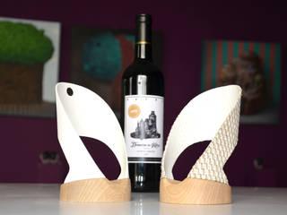 Volia - Porte-bouteille:  de style  par Studio Katra
