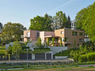 DAS WACHSENDE HAUS Minimalistische Häuser von Haller-Haller Minimalistisch
