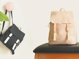 Backpacking Mini // Backpacking:   door Puc
