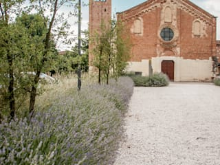 Sant'Agostino Giardino in stile mediterraneo di exTerra | consulenze ambientali e design nel verde Mediterraneo