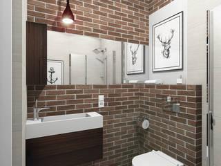 Modern Bathroom by Tomasz Korżyński Design Modern