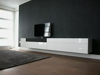 avs 300: modern  door artyx, Modern Hout Hout