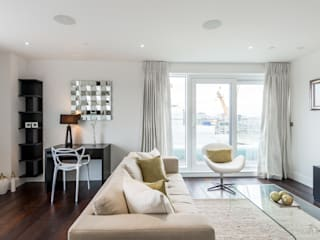 Furnishing pack : Essential : Fulham Riverside 2 Bed Modern living room by In:Style Direct Modern