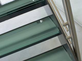 Entree bedrijfshal Moderne kantoorgebouwen van Snep Exclusieve Metalen BV Modern