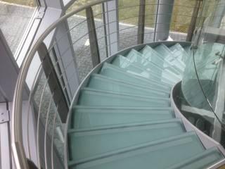 Eurocontrol te Maastricht:  Kantoorgebouwen door Snep Exclusieve Metalen BV