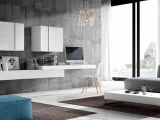 Salones Modernos de Mobel K6 CB Moderno