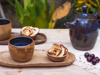 Ateliê de Cerâmica - Flavia Soares KitchenCutlery, crockery & glassware
