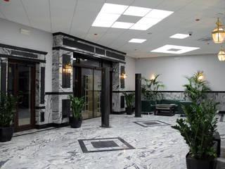 дизайнер Алина Куракова อาคารสำนักงาน