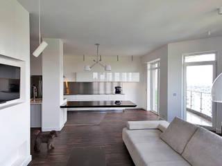 Cocinas de estilo minimalista de WE LOFT DESIGN Minimalista