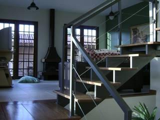 鄉村  by Flávia Brandão - arquitetura, interiores e obras, 田園風