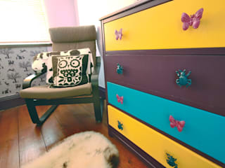 Upcycled Furniture by Zoe Hewett Interiors: eclectic  by Zoe Hewett Interiors, Eclectic