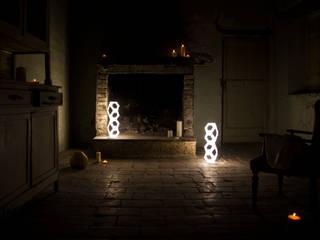C12 appoggio - collezione Fullerene - Davide Montanaro design:  in stile  di kriladesign srl