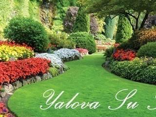 yalova su fidancılık çiçekçilik peyzaj ithalat ihracat ltd. şti. Jardines de estilo mediterráneo