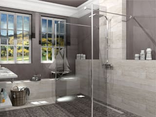 Modern bathroom by Architecture du bain Modern