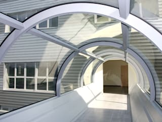 Cemtec - Cement and mining technology Moderne Bürogebäude von Architect DI Johannes Roithner Modern