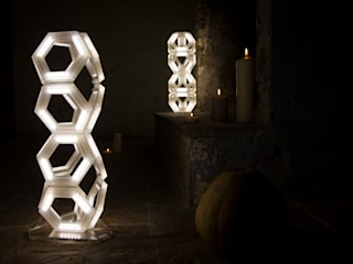 ​C12 Table Lamp - Fullerene collection - Davide Montanaro design di kriladesign srl Minimalista