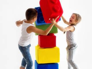 Poducha LEGO od NOOBOO Nowoczesny