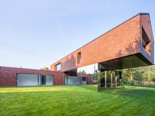 Maisons modernes par KWK Promes Moderne