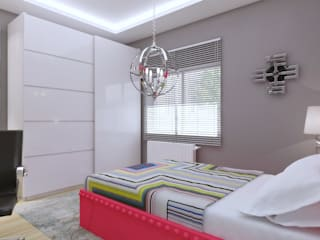 Nursery/kid's room by Origami Mobilya, Eclectic