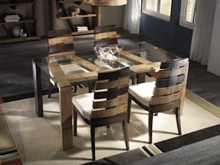 Rattania GmbH Dining roomTables