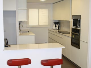 Minimalist kitchen by ROIMO INTEGRAL GRUP Minimalist