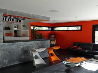 Modern dining room by MFP ARCHITECTEURS Modern