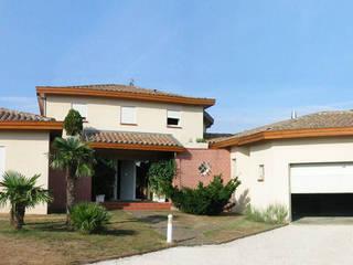 Mediterranean style house by MFP ARCHITECTEURS Mediterranean
