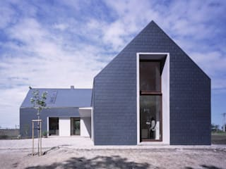 Dom+ Nowoczesne domy od PAG Pracownia Architektury Głowacki Nowoczesny