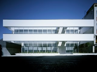 VICTORINOX JAPAN HEAD OFFICE 久保田章敬建築研究所 Modern office buildings