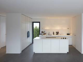 모던스타일 주방 by Fachwerk4 | Architekten BDA 모던