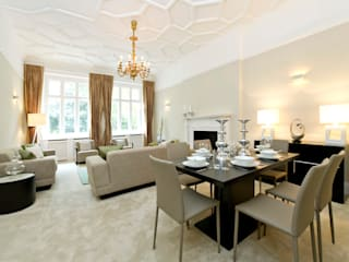 Refurbishment : Lennox Gardens by In:Style Direct