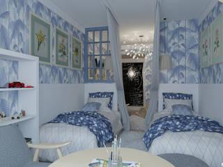 Nursery/kid's room by Architectured - мастерская Маргариты Рассказовой, Scandinavian