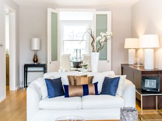 Home Staging : Roland Gardens Livings de estilo minimalista de In:Style Direct Minimalista