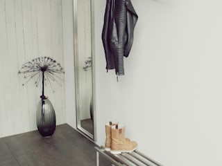 Koridor & Tangga Modern Oleh Spinder Design Modern