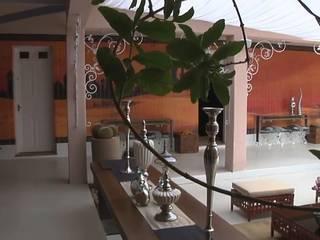 Praça Casa Cor e Oásis Casas minimalistas por Mauro Contesini Paisagismo.The Gardener Place Minimalista