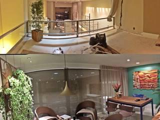 by Fabio Pantaleão Arquitetura+Interiores Eclectic