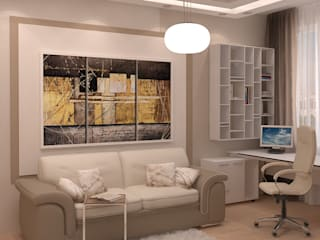by Студия дизайна Interior Design IDEAS Modern