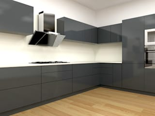 par Classic Kitchen Pvt Ltd Moderne